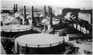 Plynárna na Žižkově